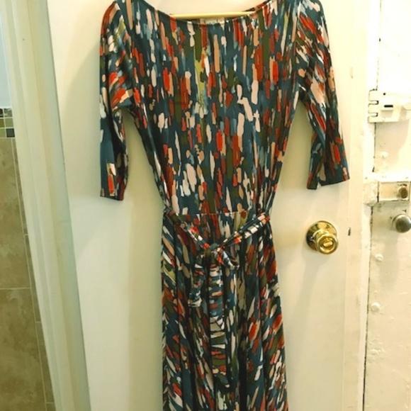1d993a1ec080 Leota Dresses | Ilana Bracelet Sleeve 34 Dress | Poshmark